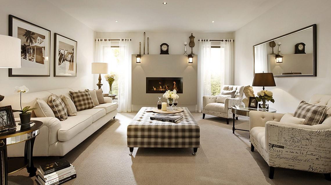 Hampton Style Interior Design Ideas Carlisle Homes