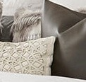 Cushions & Throw