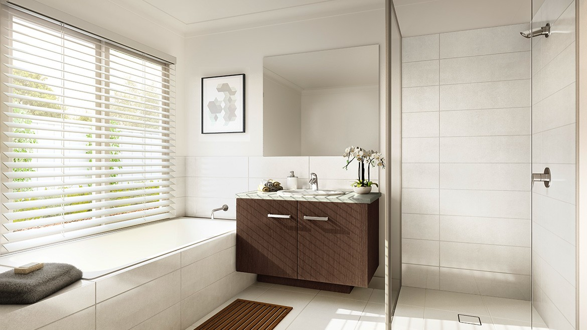 Bathroom Interior Colour
