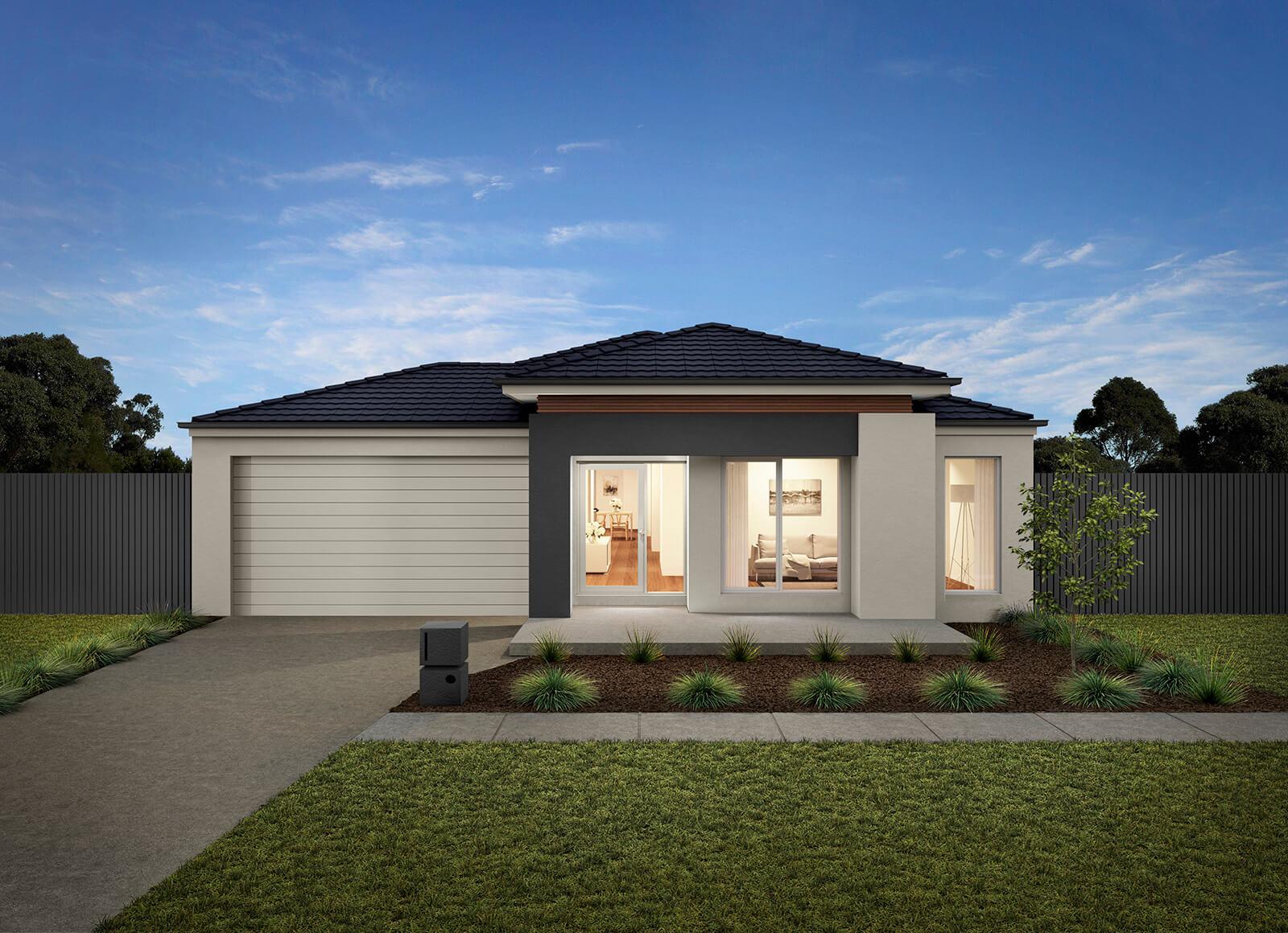 Front Yard Inspiration Carlisle Homes