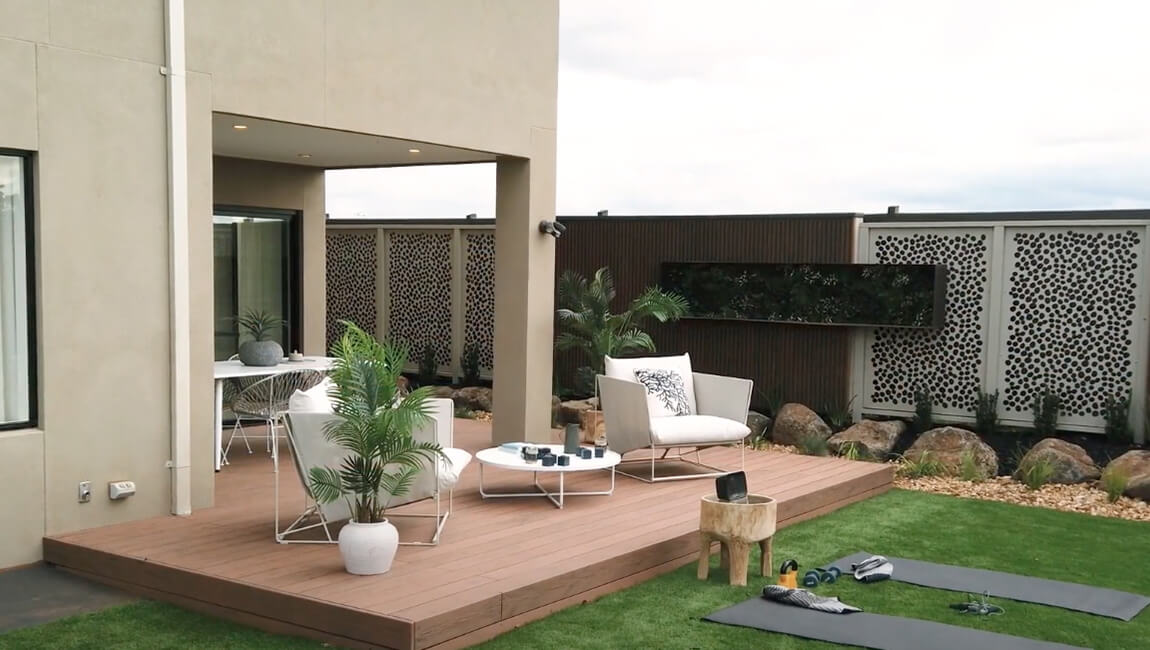 video Making the Most of Your Outdoor Space