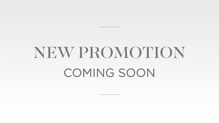 new promotion coming soon