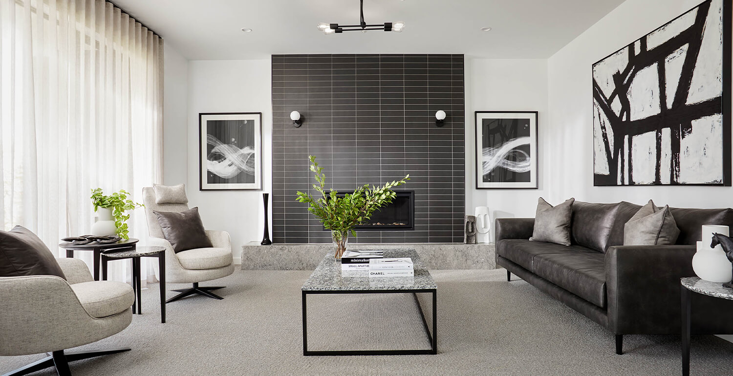 Matt Black The Hot Interior Trend You Need To Know About Carlisle Homes