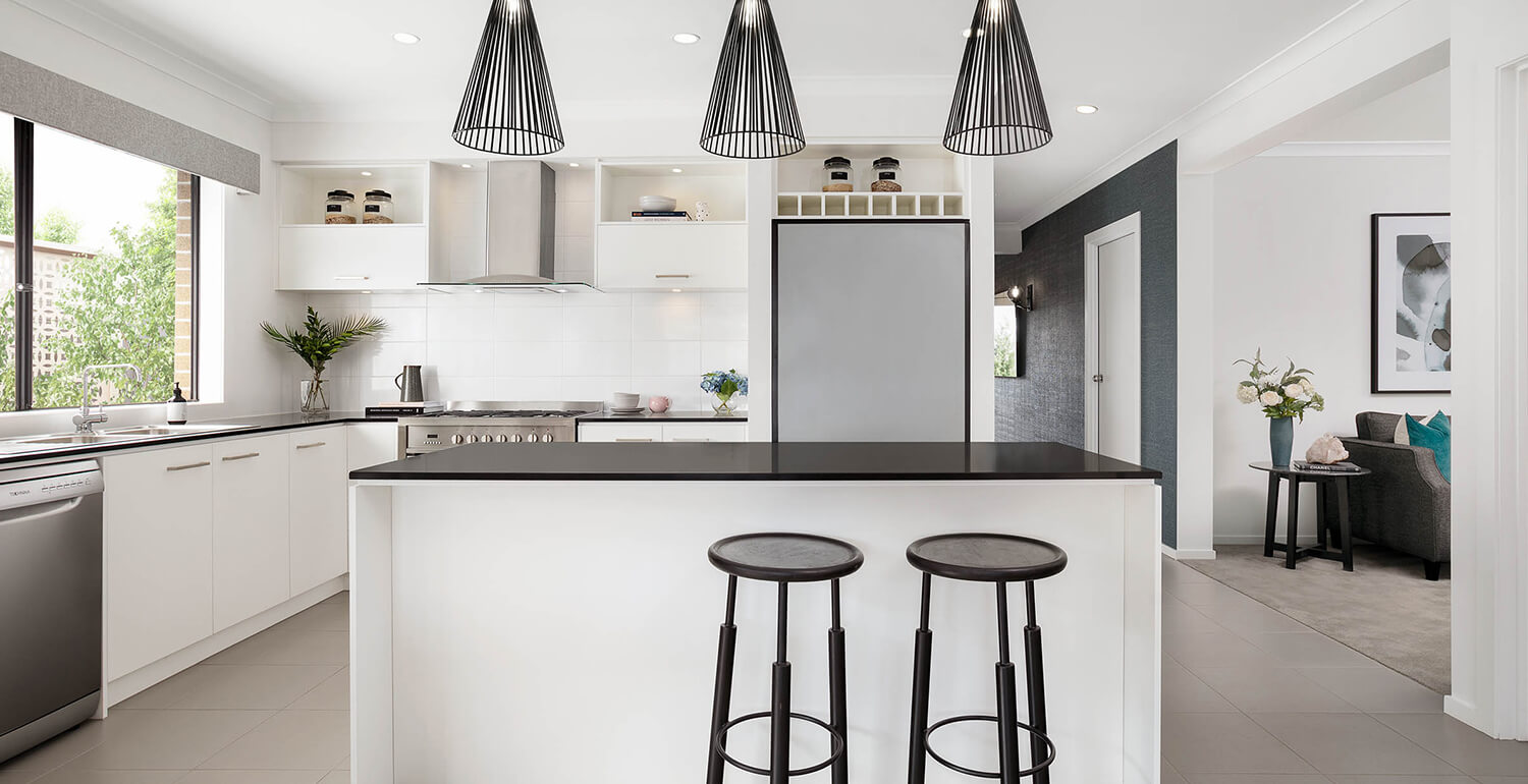 Meet Caesarstone® Dark: The Latest Collection Bringing Luxe to Kitchens &  Interiors | Carlisle Homes