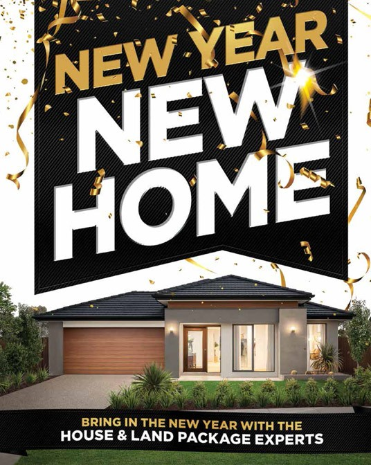 new year new home list
