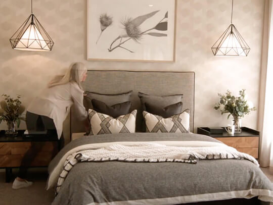video Restyling your master suite 2